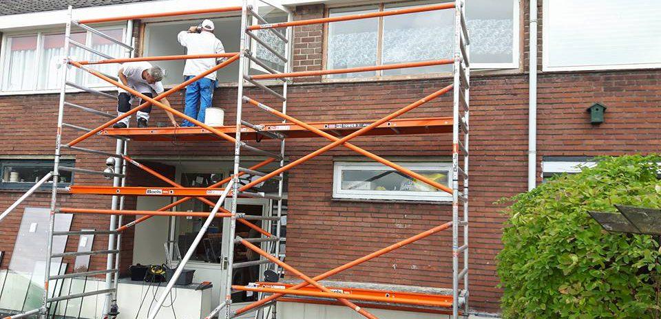 Beglazing Plug Schilderwerken.nl